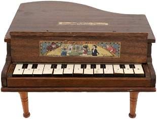 REGLAR FELLERS GRAND PIANO TOY