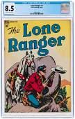 """LONE RANGER"" #2 MARCH/APRIL 1948 CGC 8.5 VF+."