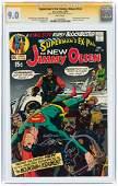 """SUPERMAN'S PAL JIMMY OLSEN"" #134 DECEMBER 1970 CGC 9.0"