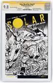 """SOLAR: MAN OF THE ATOM"" #1 2014 SHARP COMICS SKETCH"