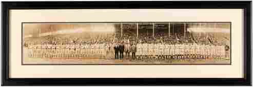 1924 INAUGURAL NEGRO LEAGUE WORLD SERIES
