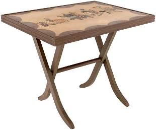 HOWDY DOODY CIRCUS FOLDING PLAY TABLE