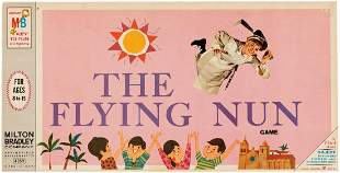 THE FLYING NUN GAME IN UNUSED CONDITION