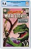 """STAR SPANGLED WAR STORIES"" #99 OCTOBER-NOVEMBER 1961"