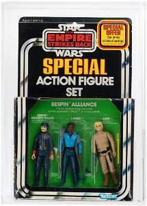 """""""STAR WARS: THE EMPIRE STRIKES BACK - BESPIN ALLIANCE"""""""