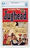 """ARCHIE'S PAL JUGHEAD"" #2 JANUARY 1950 CBCS 5.0"