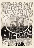 "FAMILY DOG ""A TRIBAL STOMP"" ORIGINAL PRINTING 1966"