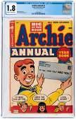 """""""ARCHIE ANNUAL"""" #1 1950 CGC 1.8 GOOD-."""
