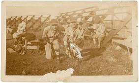 C. 1930 CUBAN STARS WEST PHOTO W/LARZARO SALAZAR.