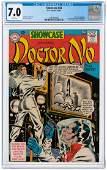 """""""SHOWCASE"""" #43 MARCH-APRIL 1963 CGC 7.0 FINE/VF (DOCTOR"""