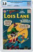 """SUPERMAN'S GIRLFRIEND LOIS LANE"" #1 MARCH-APRIL 1958"