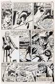 """""""TOWER OF SHADOWS"""" #3 COMIC BOOK PAGE ORIGINAL ART BY"""