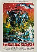 THE ROLLING STONES 1973 HONOLULU INTERNATIONAL CENTER