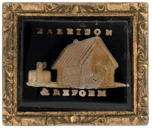 HARRISON REFORM LOG CABIN HARD CIDER BARREL
