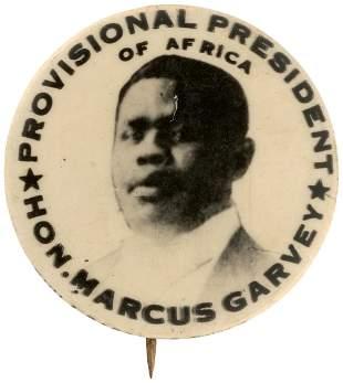 MARCUS GARVEY BLACK NATIONALIST & BACK TO AFRICA