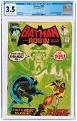 BATMAN #232 JUNE 1971 CGC 3.5 VG- (FIRST RA'S AL GHUL).