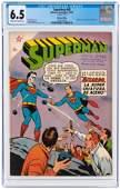 SUPERBOY #68 OCTOBER 1959 CGC 6.5 FINE+ (MEXICAN