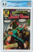 SUPERMAN'S PAL JIMMY OLSEN #134 DECEMBER 1970 CGC 6.5