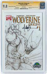 WOLVERINE: ORIGINS #1 JUNE 2006 CGC 9.8 NM/MINT