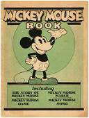 RARELY SEEN FIRST PRINTING OF MICKEY MOUSE BOOK, THE