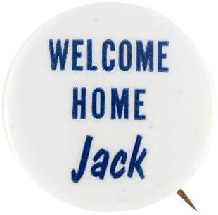 "KENNEDY ""WELCOME HOME JACK"" RETURN TO IRELAND TRIP"