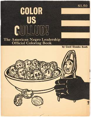 COLOR US CULLUD! AMERICAN NEGRO LEADERSHIP 1963