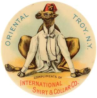 INTERNATIONAL SHIRT & COLLAR CO. CELEBRATES SHRINERS
