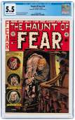 HAUNT OF FEAR #20 JULY-AUGUST 1953 CGC 5.5 FINE-