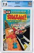 SHAZAM #28 MARCH-APRIL 1977 CGC 7.5 VF-.