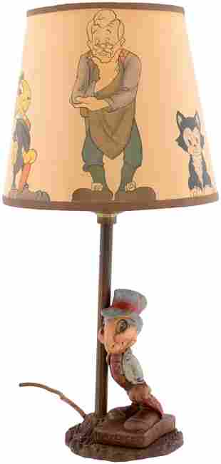 PINOCCHIO - JIMINY CRICKET MULTI PRODUCTS LAMP WITH
