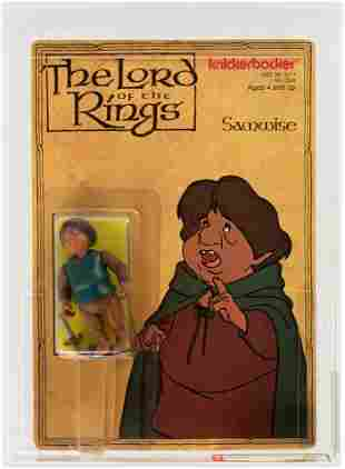 KNICKERBOCKER THE LORD OF THE RINGS - SAMWISE AFA 75