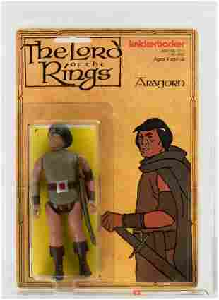 KNICKERBOCKER THE LORD OF THE RINGS - ARAGORN AFA 80