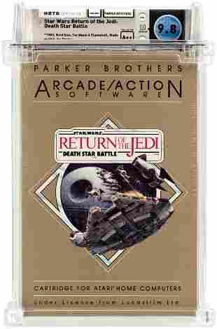 STAR WARS: RETURN OF THE JEDI - DEATH STAR BATTLE WATA