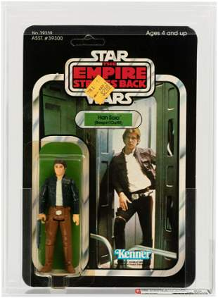 STAR WARS: THE EMPIRE STRIKES BACK - HAN SOLO (BESPIN