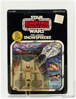 STAR WARS: THE EMPIRE STRIKES BACK - REBEL ARMORED