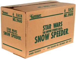 STAR WARS: THE EMPIRE STRIKES BACK - SNOW SPEEDER