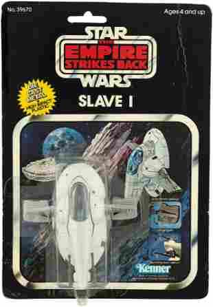 STAR WARS: THE EMPIRE STRIKES BACK - SLAVE I 11 BACK