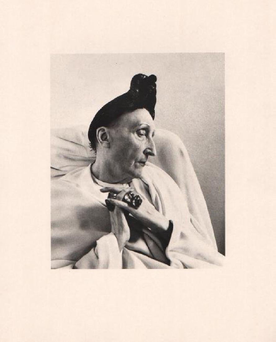 CECIL BEATON - Edith Sitwell, 1962