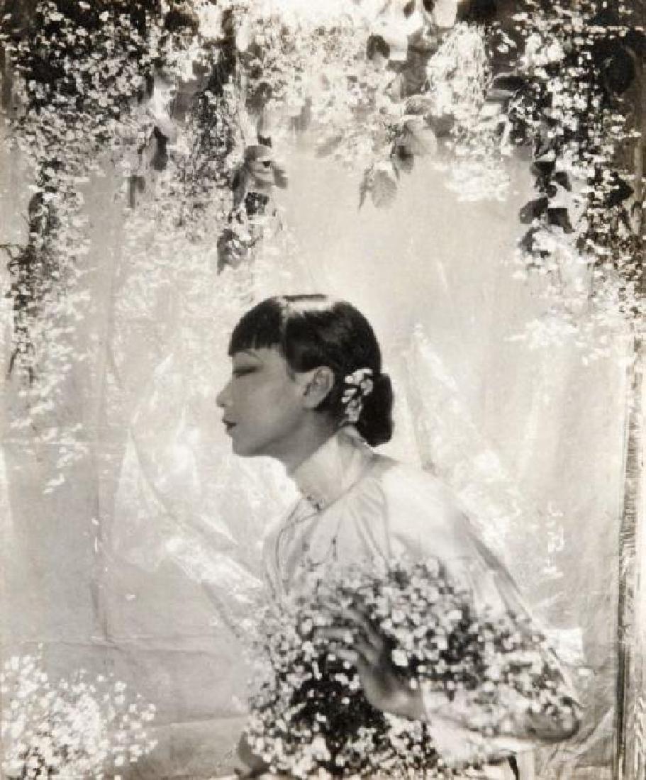 CECIL BEATON - Miss Anna May Wong