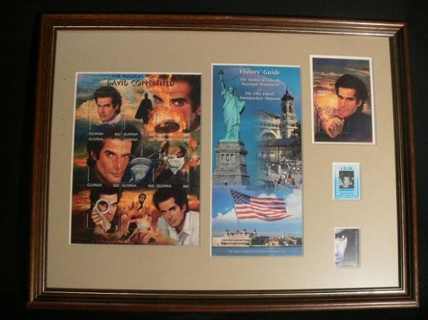 13: Copperfield Stamp Collection