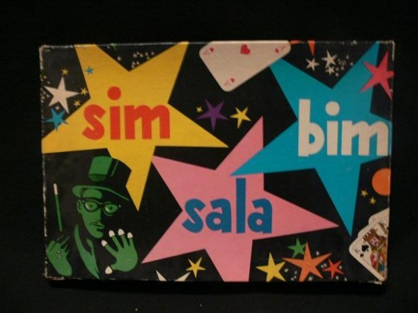 14: Magic Set «Sim Sala Bim»