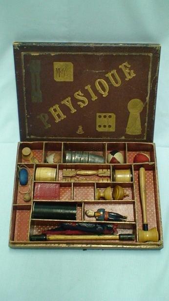 18: Magic Set «Physique»