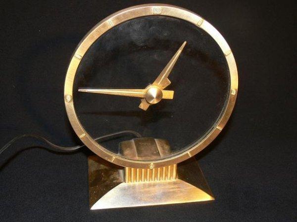 21: Mysterie Clock by Jefferson