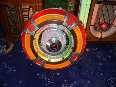 84: Speaker Wurlitzer Model 4008.  - 2