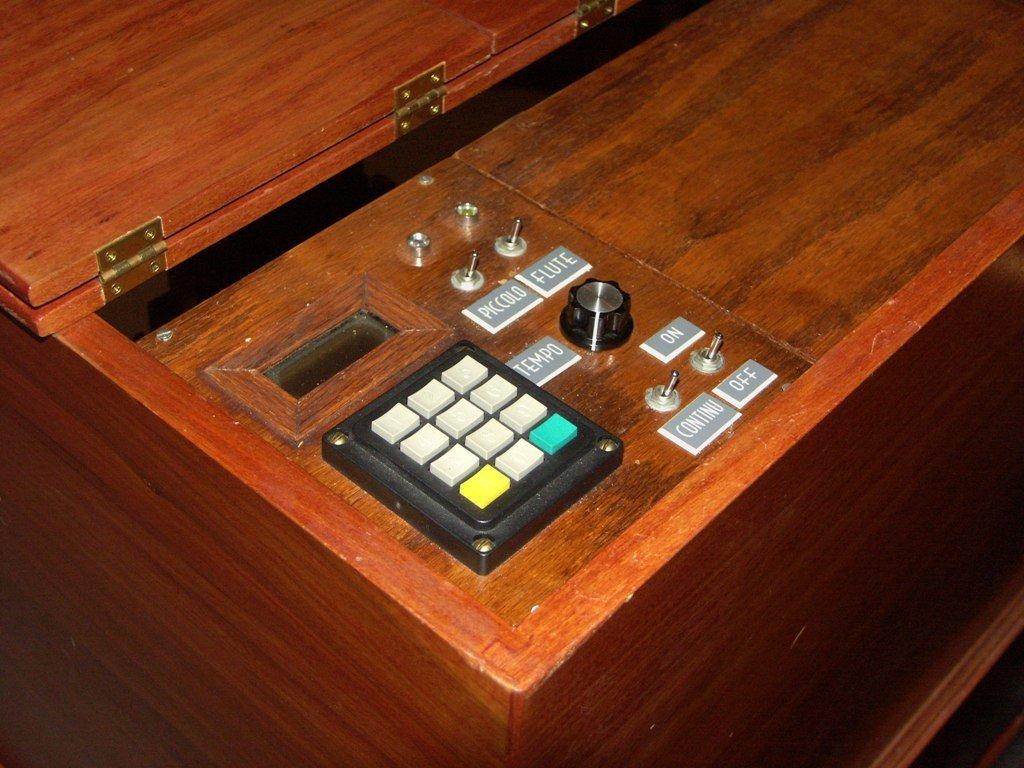 017: Monkey Organ  «Organ Grinder Music Co.» - 2