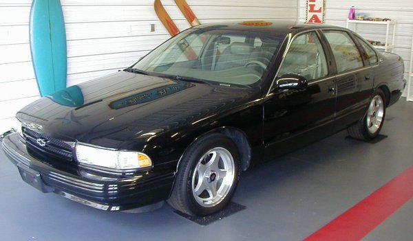 22: 1995 Chevy Impala SS