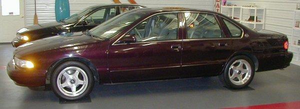 23: 1995 Chevy Impala SS