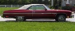 28: 1975 Chevrolet Caprice Convertible