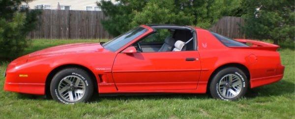 20: 1989 Pontiac Firebird Trans Am