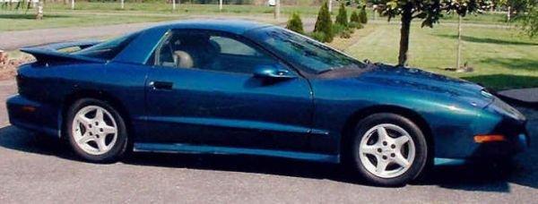 15: 1995 Pontiac Trans Am